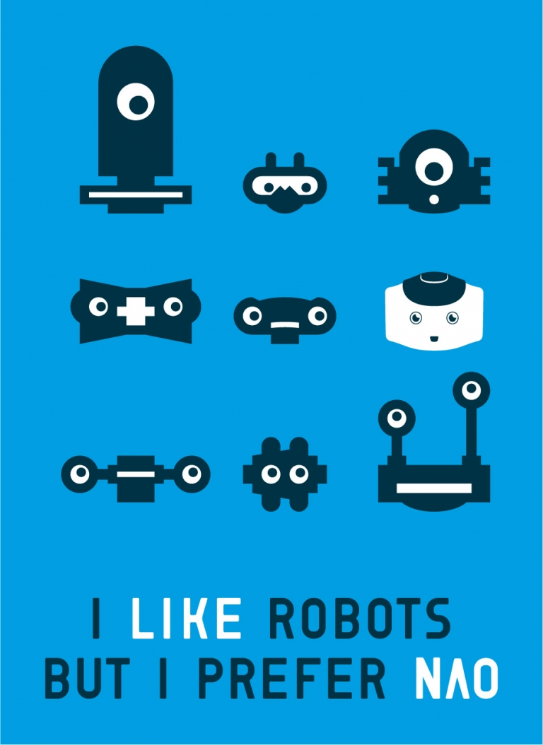 Romain Belotti - Graphiste à Lyon I Like Robots       Illustration