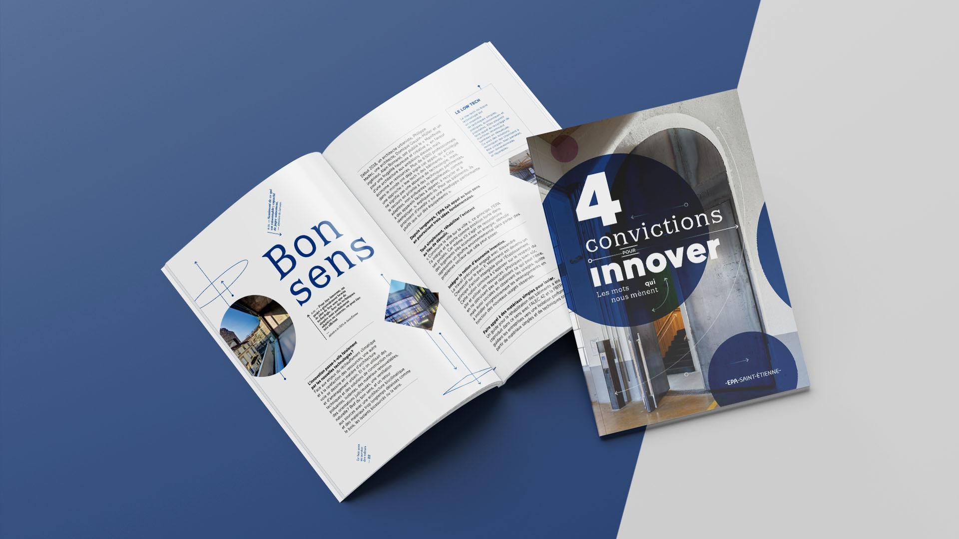 Romain Belotti - Graphiste à Lyon 4 convictions pour innover